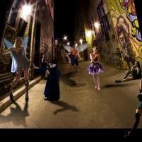 Composite Strip Club Alley
